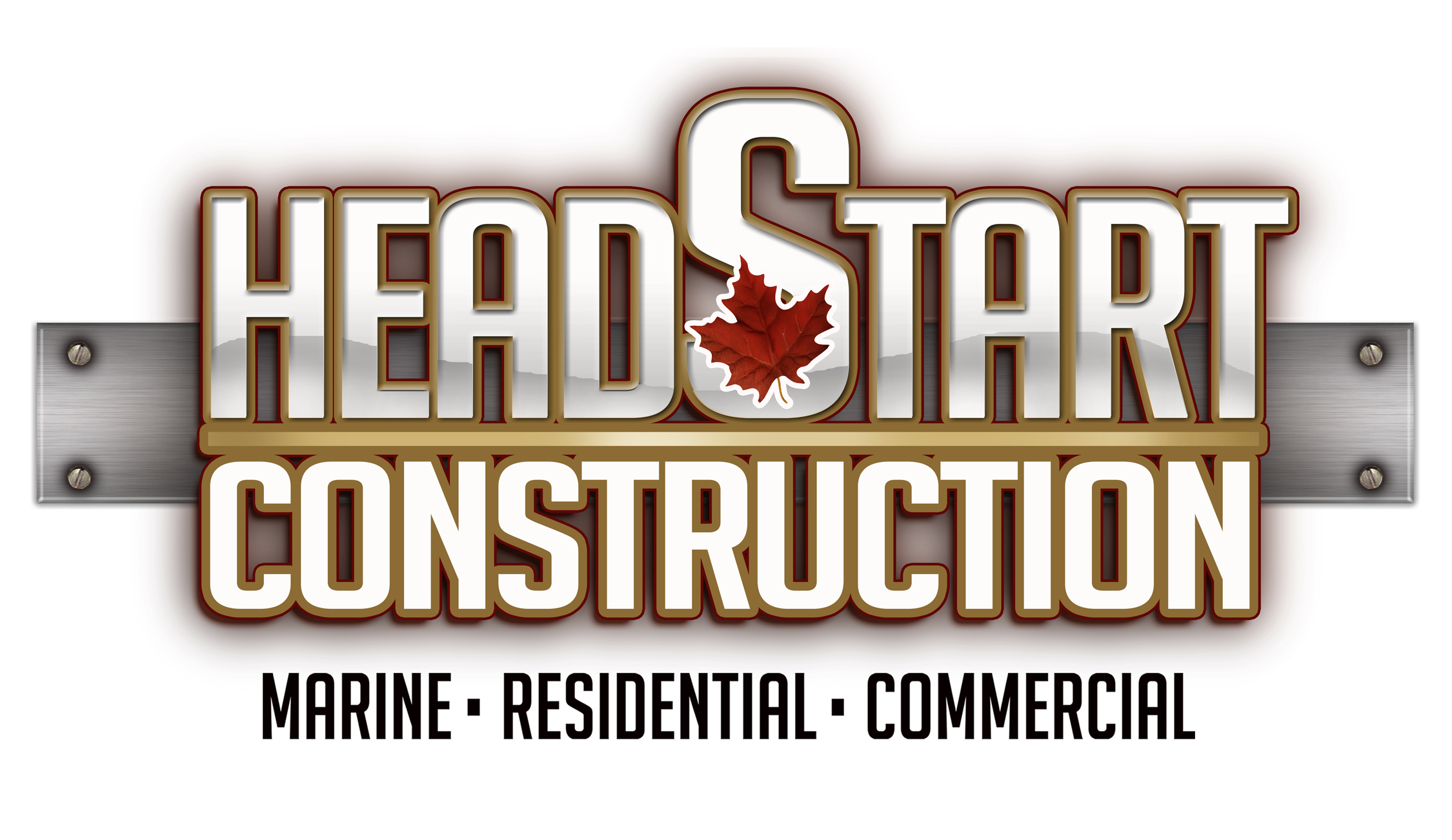 Headstart Construction logo