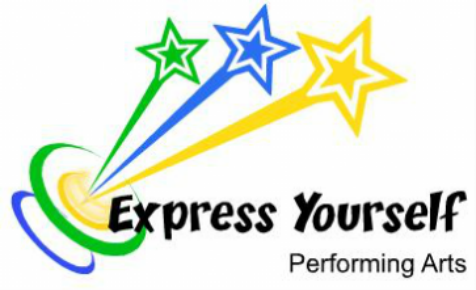 Express Yourself Performing Arts logo