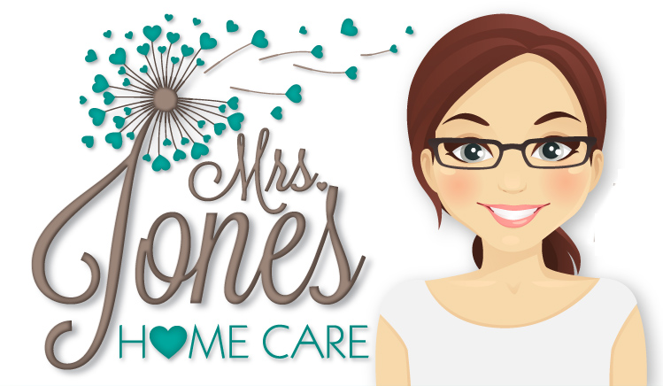 Mrs. Jones Home Care logo