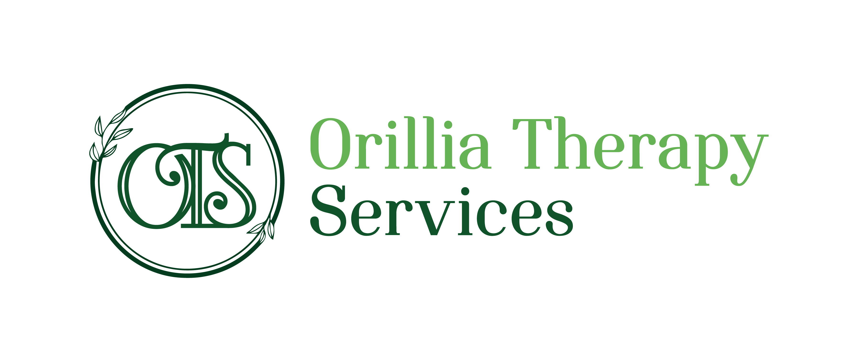 Orillia Therapy Services logo