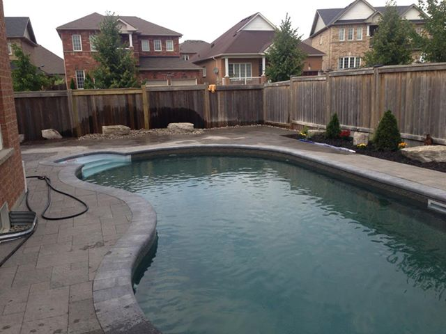Unique Pools & Landscaping Inc. image 2