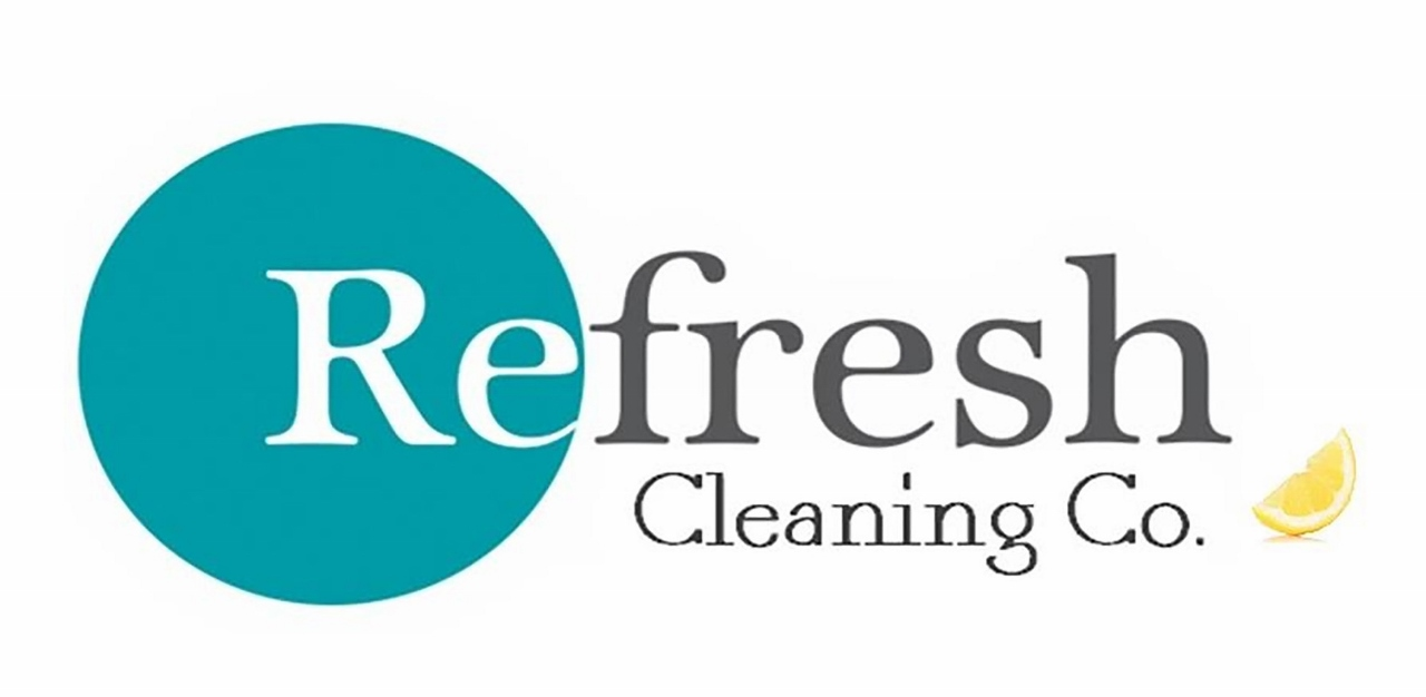 Refresh Cleaning Co. logo